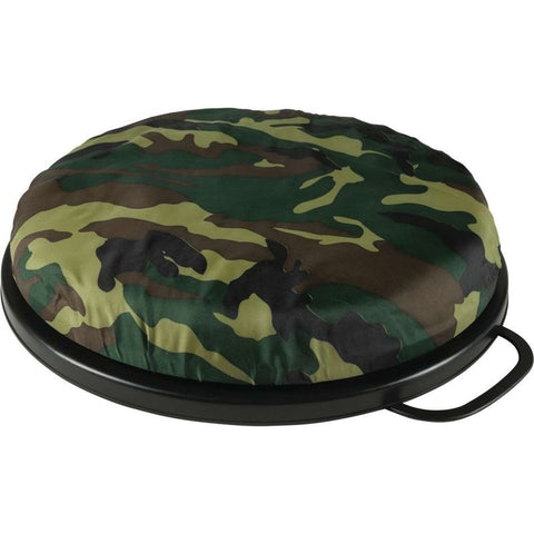 Allen Swivel Seat Bucket Lid Swivel Seat Camo 5880