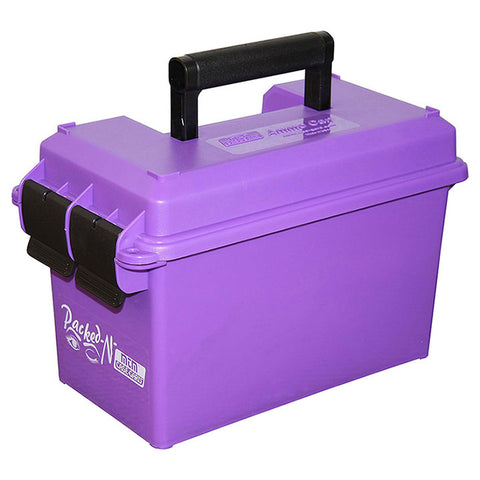 MTM Ammo Can 50 Caliber Purple