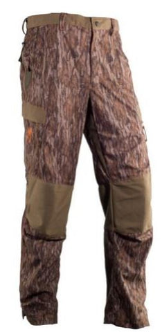 Browning Hells Canyon Pants Soft Shell Mossy Oak Bottomlands X-Large