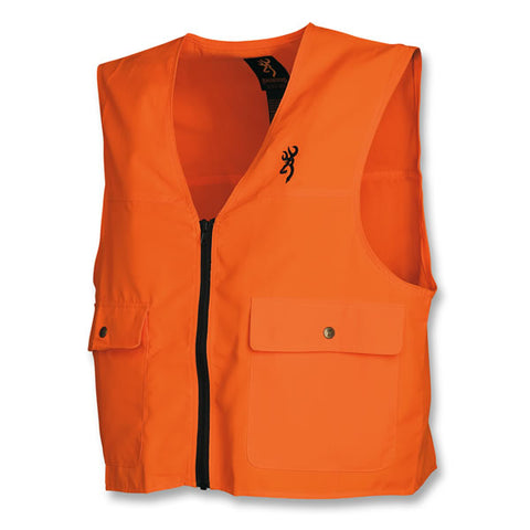 Browning Safety Vest Vest Safety Blaze Large 3051000103
