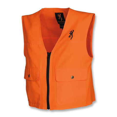 Browning Jr Safety Vest Vest Jr Safety Blaze Large 3055000103