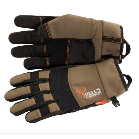 Browning Gloves Hells Canyon Non-Insulated Tan Large