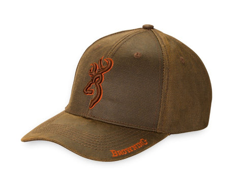 Browning Cap Rhino Brown 3D Buckmark 308378881