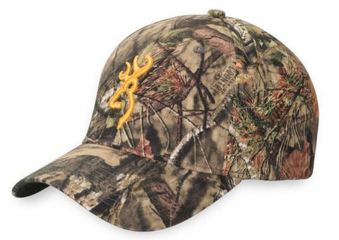 Browning Cap Rimfire 3D Buck Mark Mossy Oak Break Up 308379281
