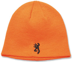 Browning Knit Beanie Kenai Knit Blaze Orange 308509011