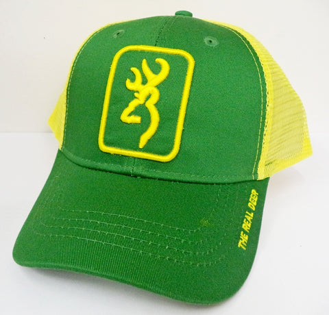 Browning Cap Real Deer Yellow 308640631