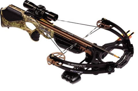 Barnett Crossbow Ghost 385 Ghost 385 Crt With Scope Package 78230