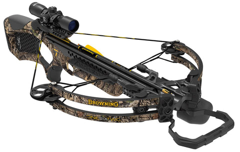 Browning Crossbow Package Model 162 370Fps Scope/Arrows/ 80004