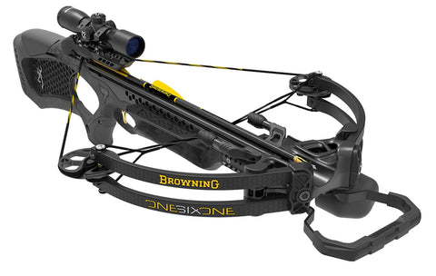 Browning Crossbow Package Model 161 350Fps Scope/Arrows/ 80005