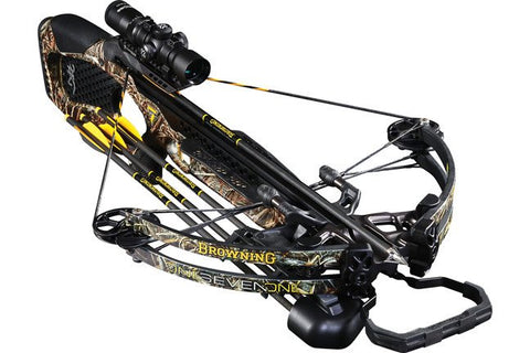 Browning Crossbow Package Model 171 390Fps Scope/Arrows/ 80006