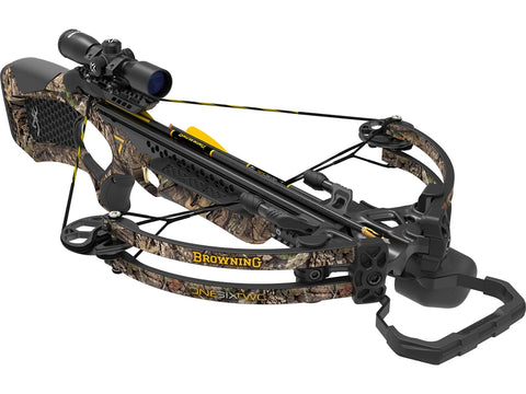 Browning Crossbow Package Model 162 370Fps Scope/Arrows/ 80032