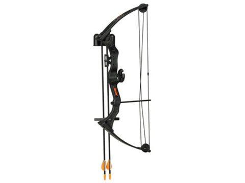 Bear Brave Compound Bow Set