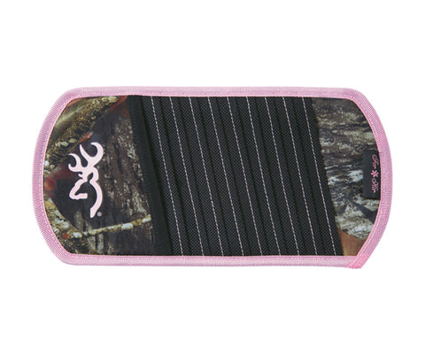 Browning Cd / Dvd Visor Organizer 10 Cd - Pink/Breakup BBCO1004