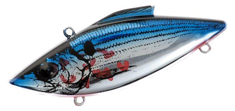 Bill Lewis Rat-L-Trap 1/2Oz Bleeding Shad Chrome 1/2 Bleeding Shad Chrome RT-372
