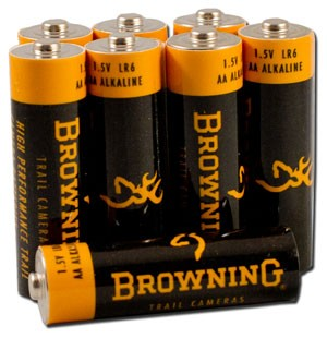 Browning Alkaline Batteries Aa 8-Pack Btc8Aa
