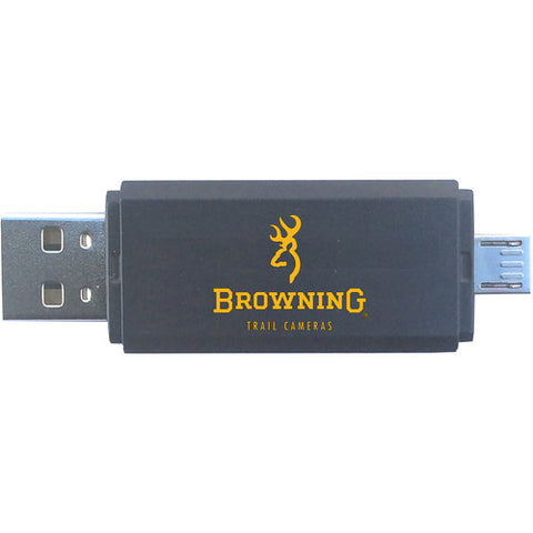 Browning Trail Camera Card Reader Card Reader For Android Devices Only BTCCR-AND