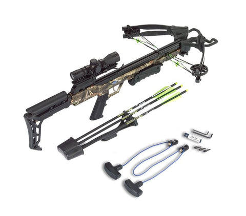 Carbon Express Crossbow X-Force Ready-To-Hunt Kit 20244