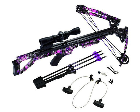 Carbon Express Crossbow Covert 3.4 Hot Pursuit 20277