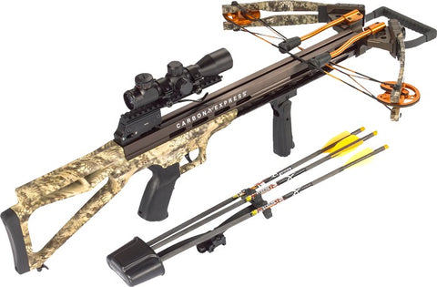Carbon Express Crossbow Covert Bloodshed Crossbow Kit 20295