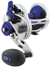 Daiwa Saltiga Lever Drag Conventional Reel 6Bb 2-Speed 6.3:1/3.1:1 Ratio - Size 240/25 - Compact SALD35-2SPD