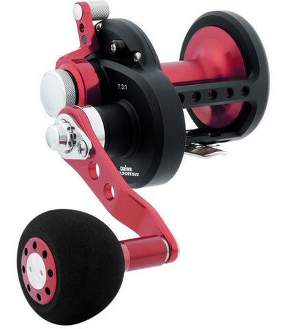 Daiwa Saltist Lever Drag Coventional Reel 9Bb Hyper Speed 7.3:1 Ratio - Size 295/20 STTLD30HSH