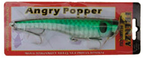 Frenzy Angry Popper - 4Oz - Green 4Oz Green TAP-GR