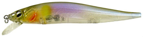 Luck E Strike Rc Stick Bait 1/2Oz Purple Golden Shiner RCSTX-39-1