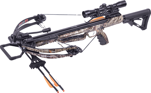 Crosman Corporation 18 Mercenary 370 Crossbow Package