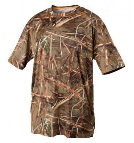 Clear Image T-Shirt Short Sleeve Muddy Water Camo 3X-Large MAF0200-06