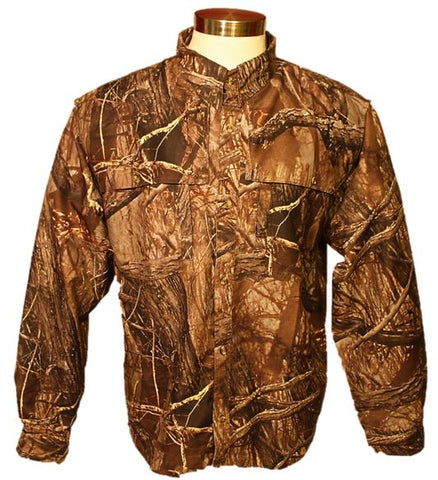 Clear Image Field Shirt Long Sleeve Timber Tantrum 3X-Large MET0303-06