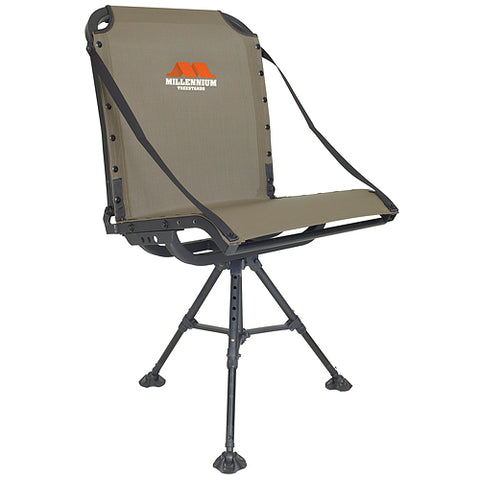 Millennium Ground Blind Chair Adjustable G-100 -00