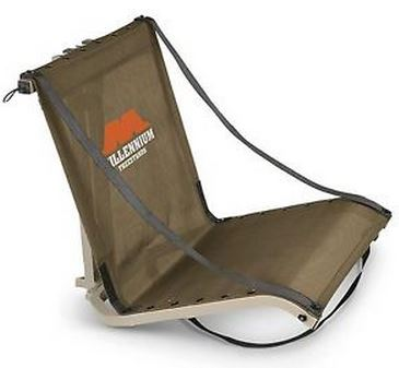 Millennium Ground Seat W/Shoulder Strap M-300-00