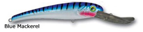 "Manns Stretch 30 Textured 11"" 6Oz Blue Mackeral Blue Mackeral T30-28"