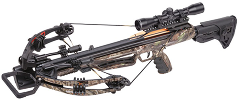 Crosman Corporation 18 Mercenary Whisper 390 Crossbow Package