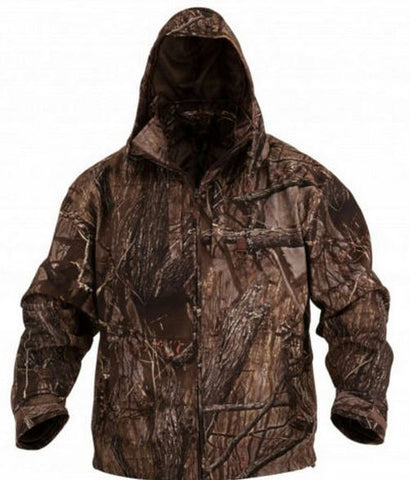 Clear Image Full Zip Jacket With Hood Timber Tantrum 3X-Large MXT0101-06