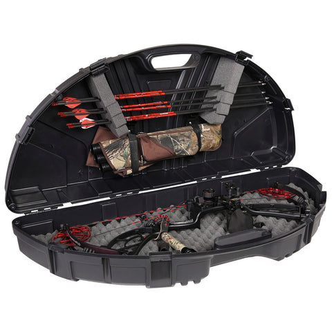 Plano Bow Case Se-44 Black Single Bow 1010635