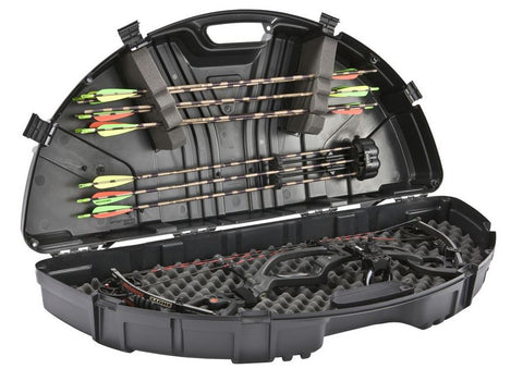 Plano Bow Case Guard Se-44 Black Single Bow 10-10630