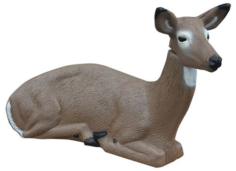 Rinehart Decoy Doloma Series Bedded Doe Deer 47211
