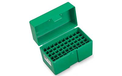 RCBS Ammo Box Size Large Rifle Green 86903