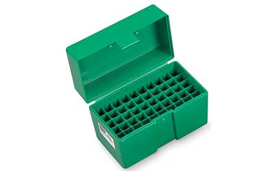RCBS Ammo Box Size Large Pistol Green 86906