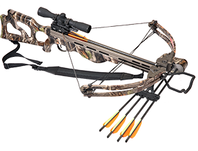 Sa Sports 17 Ripper Crossbow Package Camo 185#