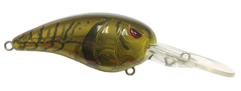 Spro Rock Crawler Crankbait 1/2Oz 8-12' Phantom Watermelon SRC55PWM