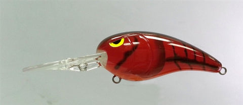 Spro Rock Crawler Crankbait 1/2Oz 8-12' Red Craw SRC55RCW