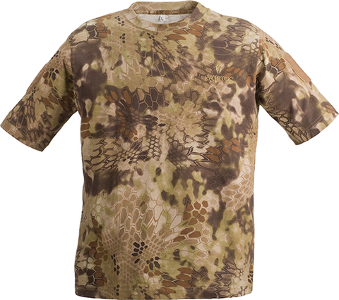 Kryptek Stalker Short Sleeve Shirt Highlander 3X