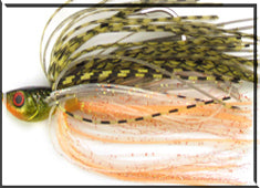 Stanley Vibra Shaft Spinnerbait 3/8Oz Golden Bream - Double Willow VS38-205DW