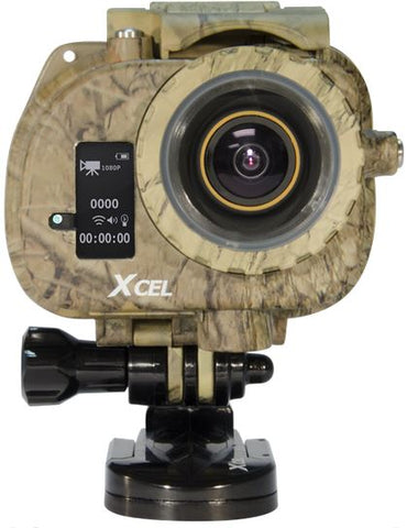 Spypoint Action Camera Xcel Hd 2 Hunt Camo Housing 12Mp 1080P XCEL-HD2-HUNT