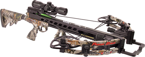 Parker Bows 18 Hurricane XXT Crossbow Pkg w/Multi Reticle Scope