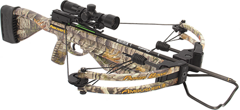 Parker Bows 18 Ambusher Crossbow Package w/Vari-Power Scope
