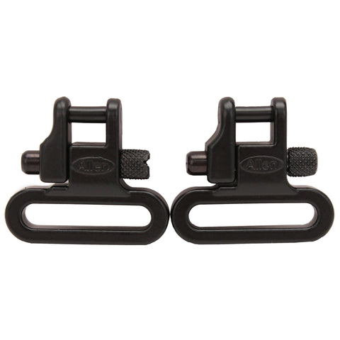 "Allen Cases Magnum 1"" Cast Swivel Set,Blk 14510"