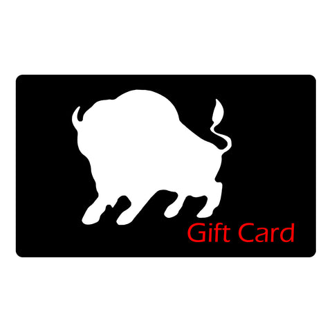 Buffalo Gap Outfitters Gift Card